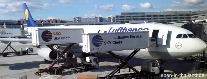 Lufthansa nach Thailand | One Way Ticket
